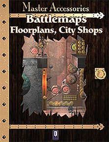 Battlemaps Floorplans: City Shops