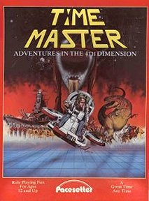 Time Master: Adventures in the 4th Dimension