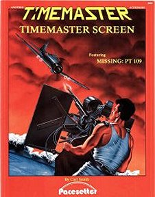 TimeMaster Screen & Missing: PT-109 Adventure