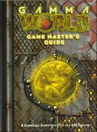 Gamma World Game Master's Guide