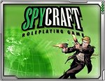 Spycraft 2.0 Game Control Screen