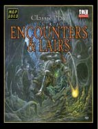 Book of Encounters and Lairs