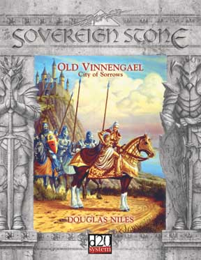 Old Vinnengael: City of Sorrows