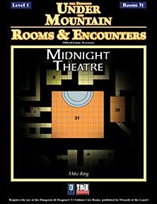 Rooms & Encounters: Midnight Theatre