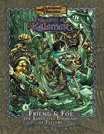 Friend and Foe: The Elves and Bugbears of Tellene