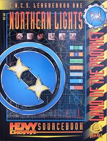 Northern Lights Confederacy Sourcebook