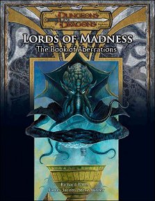 Lords of Madness: The Book of Aberrations