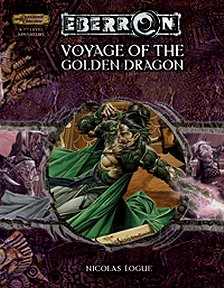 Voyage of the Golden Dragon