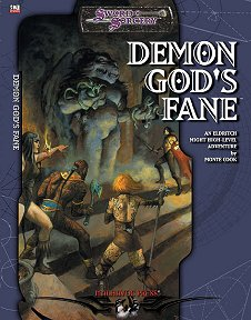 Demon God's Fane