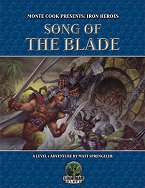 Song of the Blade