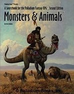 Monsters and Animals