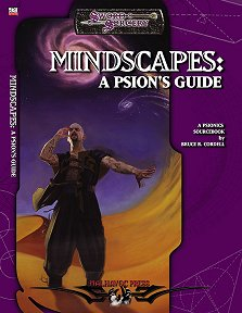 Mindscapes 1: A Psion's Guide