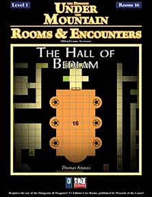 The Hall of Bedlam