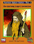 The Burning Sage's Demesne