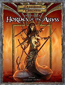 Fiendish Codex 1: Hordes of the Abyss
