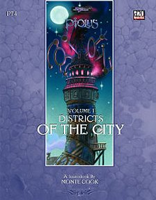Ptolus: Districts of the City Volume 1