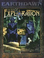 Legends of Earthdawn Volume 2: The Book of Exploration
