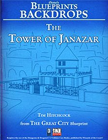 The Tower of Janazar