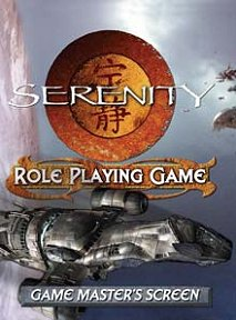 Serenity RPG Game Master's Screen
