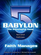Babylon 5 RPG 2e Core Rulebook