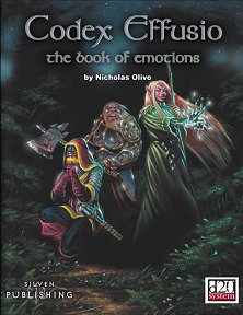 Codex Effusio: The Book of Emotions