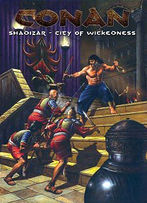 Shadizar: City of Wickedness
