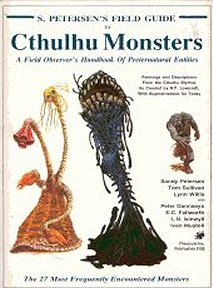 CALL OF CTHULHU Nocturnum Handbook RPG Role Playing Games d20 System Book