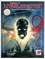 Masks of Nyarlathotep 2e