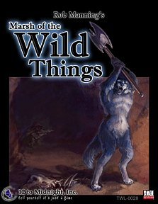 Marsh of the Wild Things