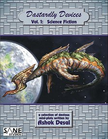 Dastardly Devices 1: Science Fiction