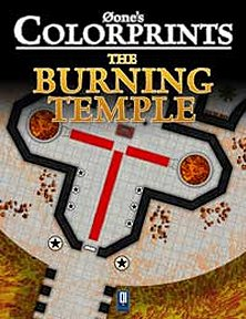 The Burning Temple
