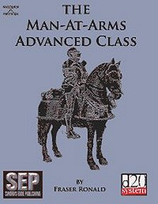 The Man-At-Arms Advanced Class