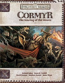 Cormyr: The Tearing of the Weave