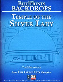 Temple of the Silver Lady