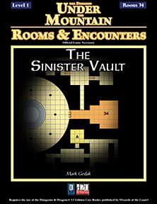The Sinister Vault