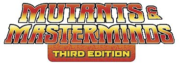 Mutants and Masterminds 3e