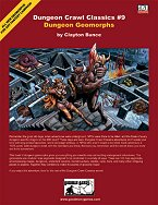 DCC # 9: Dungeon Geomorphs