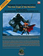 DCC # 12.5: The Iron Crypt of the Heretics