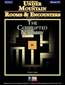 R&E: The Corrupted Nursery