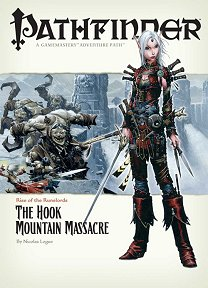 Rise of the Runelords # 3: The Hook Mountain Massacre