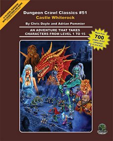 DCC 51: Castle Whiterock