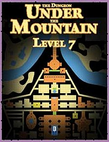 The Dungeon Under the Mountain Level 7
