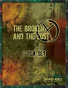 The Broken and the Lost eBox Set