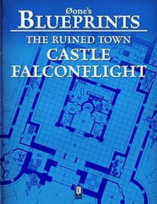The Ruined Town: Castle Falconflight