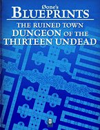 Dungeon of the Thirteen Undead