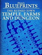 Temple, Farms and Dungeon