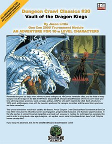 Vault of the Dragon Kings