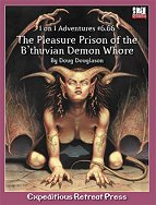 The Pleasure Prison of the B'thuvian Devil Whore