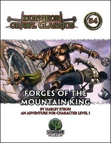 Forges of the Mountain King