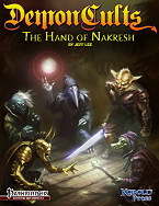 The Hand of Nakresh